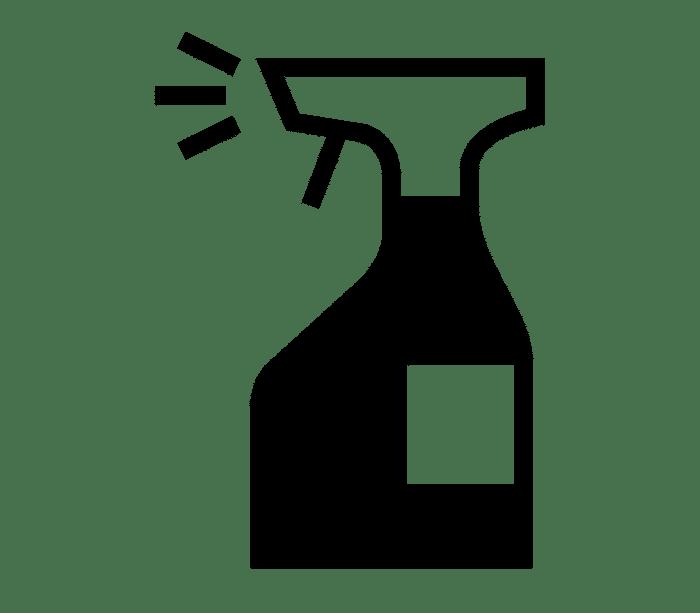 Limpeza de forros teto e colunas